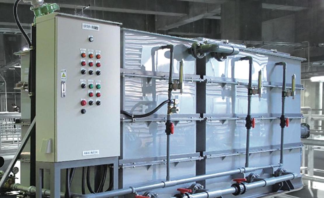 YMリアクターシステム(微生物活性化装置)